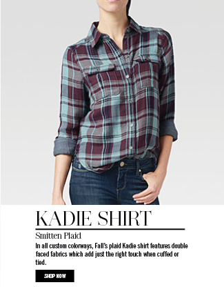 Shop Now - Kadie Shirt