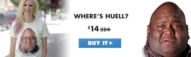 Where's Huell?