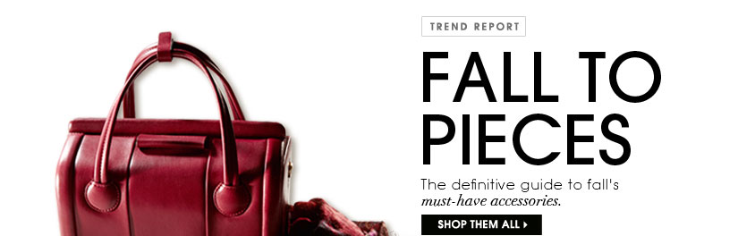 FALL TO PIECES   SHOP THEM ALL