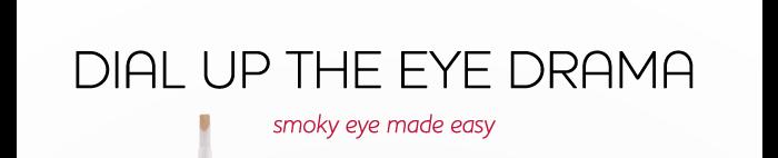 Dial Up the Eye Drama: Smoky Eye Made Easy