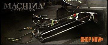 The Machina Eyewear Collection