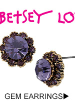 Shop Gem Earrings