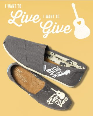 TOMS x The Bridge School