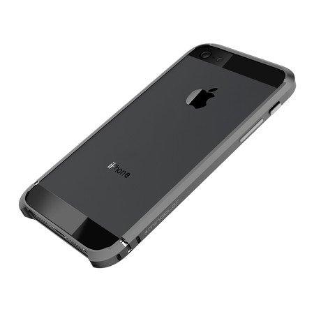 Defender Case for iPhone 5/5s // Titanium