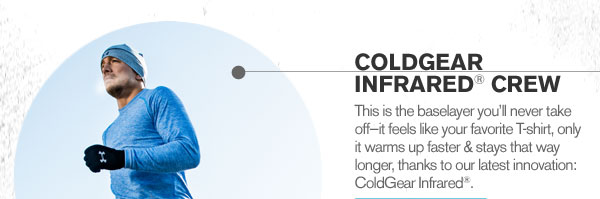 COLDGEAR INFRARED(R) CREW