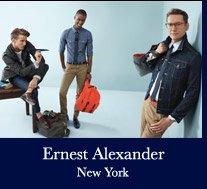 Ernest Alexander New York