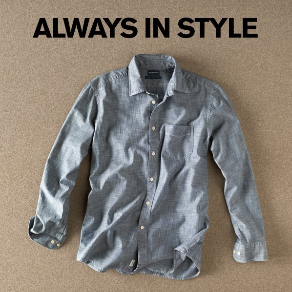 ALWAYS IN STYLE
