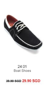24:01 Boat Shoes