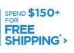 Spend $150+ for FREE SHIPPING