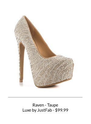 Luxe by JustFab - Raven - $99.99