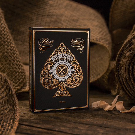 Artisan Playing Cards // 2 Deck Set