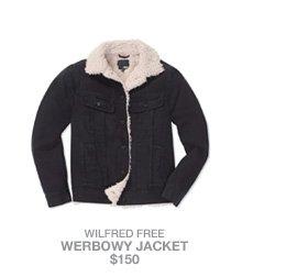 Wilfred Free Werbowy Jacket