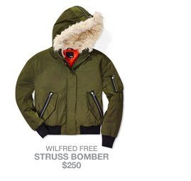 Wilfred Free Struss Bomber