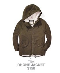 TNA Rhone Jacket
