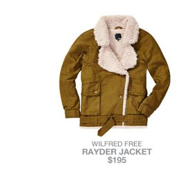Wilfred Free Rayder Jacket
