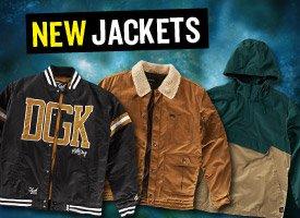 New Jackets