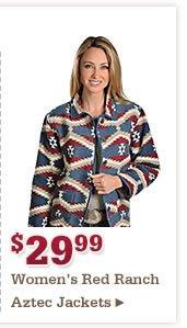 Womens Aztec Jackets 29 99