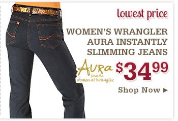 Aura Instantly Slimming Jeans