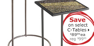 Save on select C-Tables