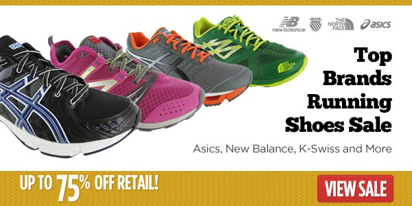 Top Brands Running Shoes
