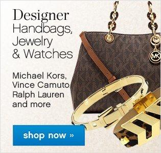 Designer Handbags, Jewelry & Watches. Shop now.