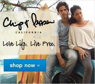 Chip + Pepper. Shop now.