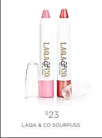 Laqa & Co. Sourpuss $23