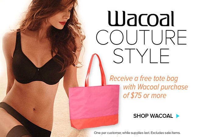 Wacoal Couture Style - See Details