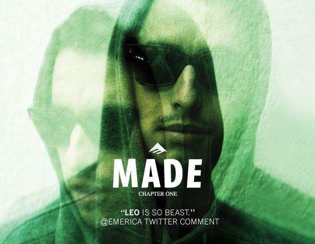 Made Chapter One: Leo Romero