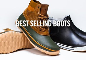 Shop Boot Up: Best-Selling Styles