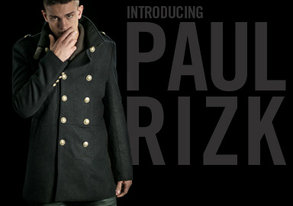 Shop Fresh Fall Looks by Paul Rizk