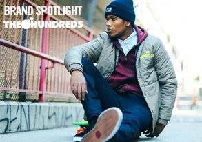 Shop Brand Spotlight ft. The Hundreds