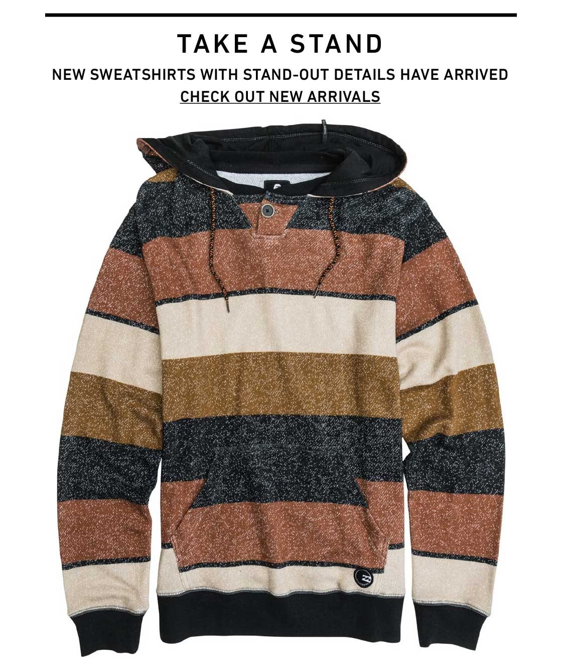 Shop New Sweatshirts