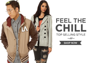 Feel The Chill: Outerwear For Fall