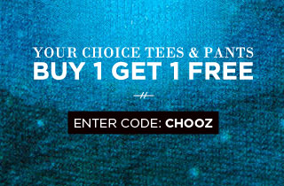 Your Choice: Tees & Pants