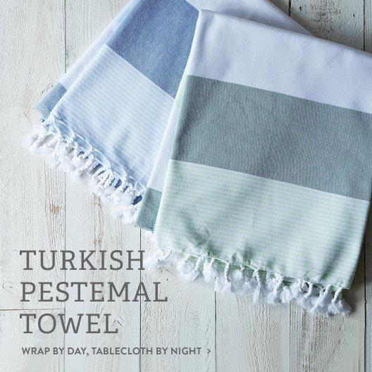 Turkish Pestemal Towel