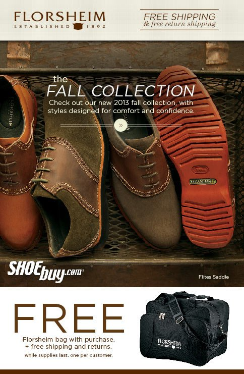 Shop the Florsheim Collection!