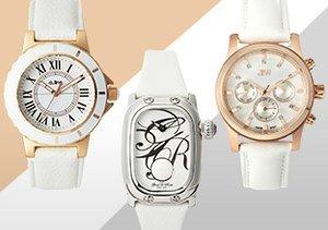 Winter White: Watches
