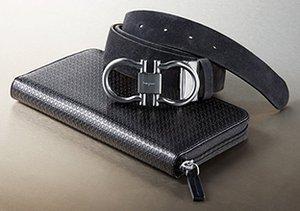 Salvatore Ferragamo: Wallets & Belts