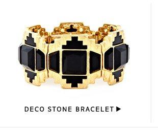 Shop Deco Stone Bracelet