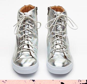Ziggy Hologram Sneakers