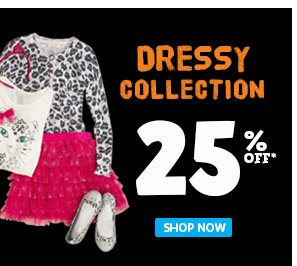 Dressy Up To 25% Off