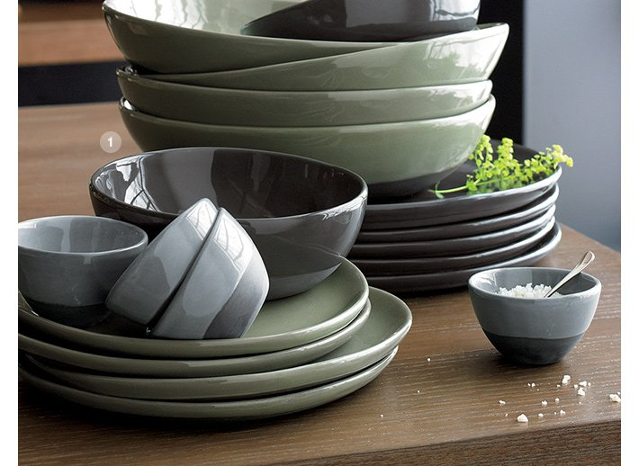 Welcome Dinnerware $3.95-$49.95 & Crate and Barrel: New and exclusive: Aaron Probyn for Crate and ...