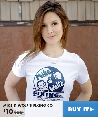 Mike & Wolf's Fixing Co