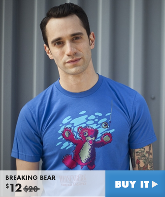 Breaking Bear