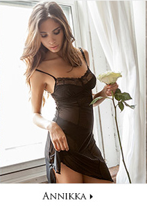 Annikka lingerie set