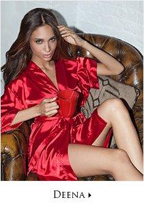 Deena lingerie set