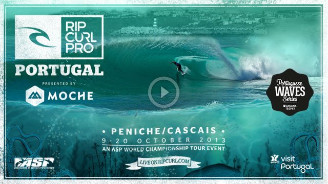 Rip Curl Pro Portugal 2013 - Watch The Video