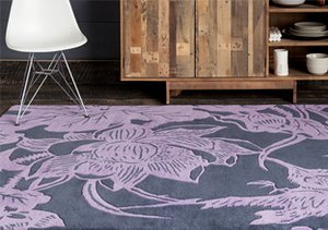 Room Refresh: Distinctive Rugs