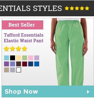 Tafford Essentials Elastic Waist Pant - Shop Now